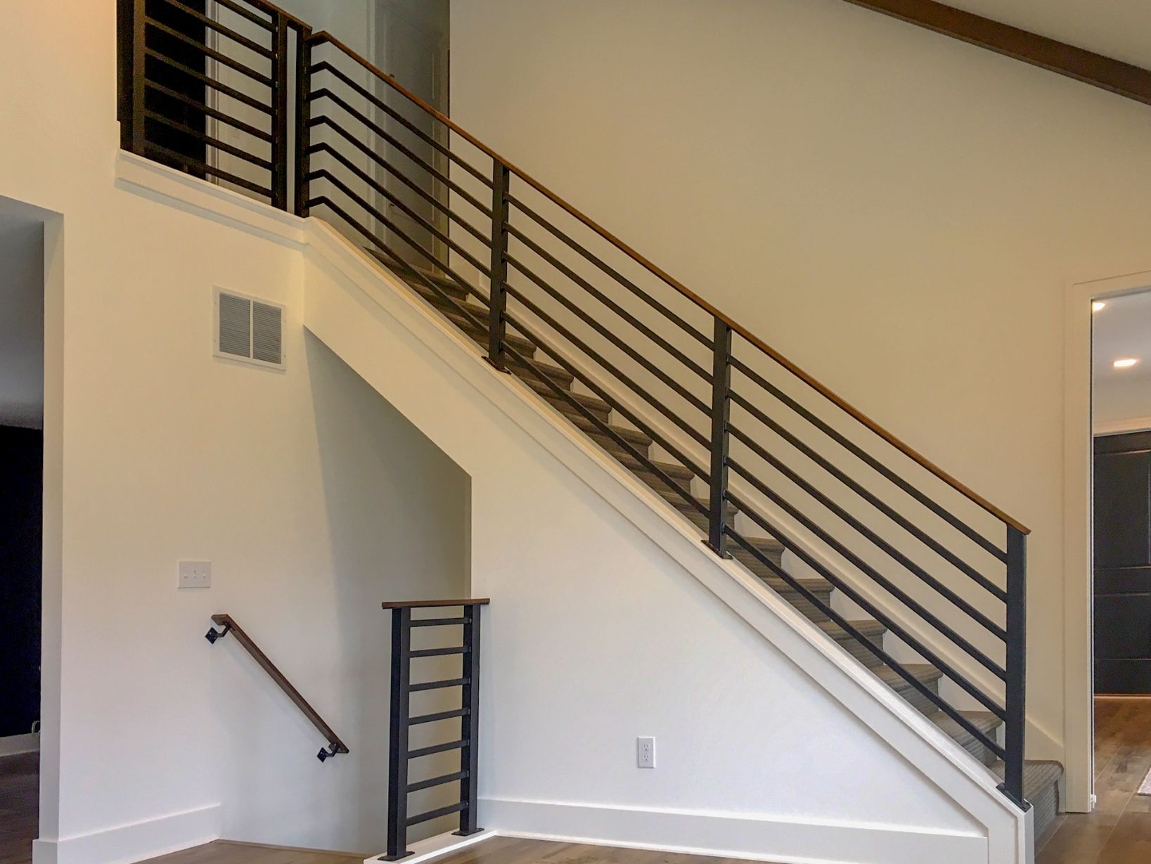 Indoor Railing Design Process