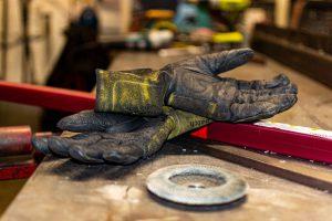 EA Craftworks work gloves